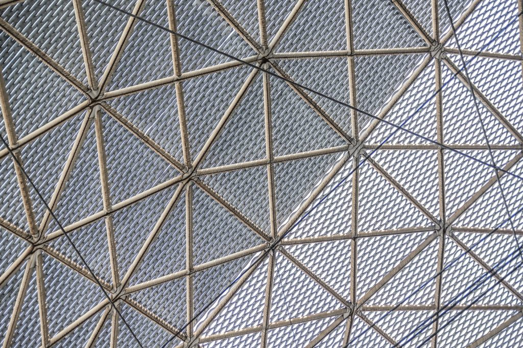 A geometric architectural framework